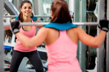 Quais produtos fitness precisam de tecido dublado