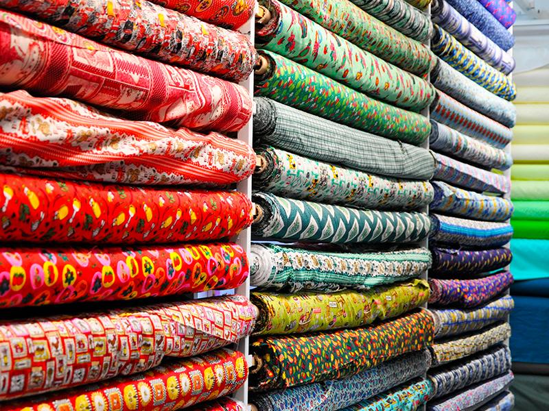 O que não pode faltar em uma loja de tecidos?