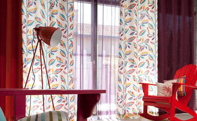 Saiba quais são os tecidos mais indicados para cortinas