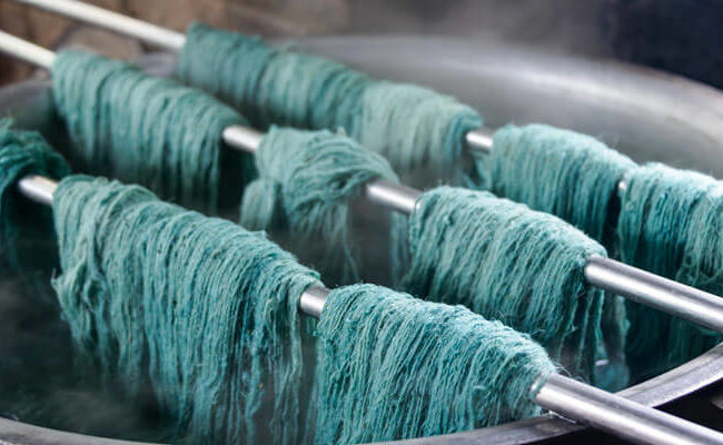Conheça o tingimento têxtil mais sustentável do mundo!
