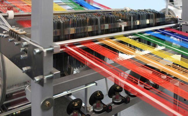 4ª Revolução Industrial, setor têxtil e dublagem de tecido